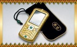 Золотой мобильный телефон Buddha Phone (фото)