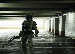 Герои «Звездных войн» вышли на улицы города? (фото)