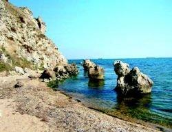 В Крыму этим летом туристы будут купаться в мазуте