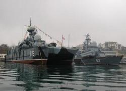 Украина требует от России вывести Черноморский флот из Крыма до мая 2017 года
