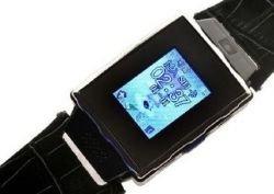 Миниатюрные часы-телефон со встроенной Windows скоро появятся в продаже