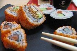Есть суши небезопасно для здоровья