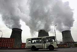Китай обогнал США по выбросам углекислого газа
