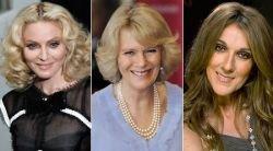 У Мадонны, Селин Дион и Камиллы Паркер Боулс нашелся общий предок