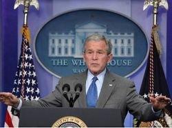 Буш пообещал, что к 2025 году США прекратят рост объемов выброса парниковых газов
