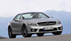 Немцы создали самый мощный и самый быстрый Mercedes SL