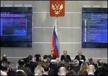 Госдума по примеру Белого дома и Кремля также ограничит общение со СМИ