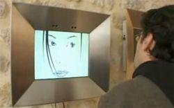 Интерактивное лицо Viso (видео)