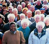 В мае мировое население достигнет отметки 6 666 666 666