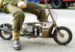 Мотоциклы Второй мировой войны (фото)