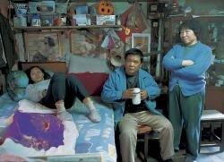 Бедность и роскошь Шанхая (фото)