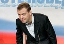 В Петербурге может появиться сквер имени Дмитрия Медведева