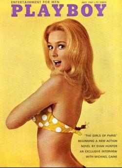 Девушки из Playboy 60-х (фото)