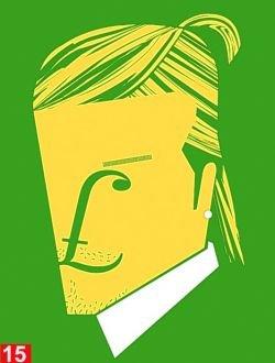 Интересные иллюстрации на тему знаменитостей (фото)
