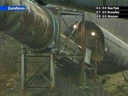 На российской угольной шахте на Шпицбергене вспыхнул пожар: двое погибших