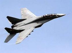 В Венгрии разбился МиГ-29