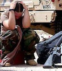 300 тысяч солдат США страдают депрессией после Ирака и Афганистана