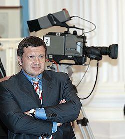 Сотрудник Кремля подал иск к теле- и радиоведущему Владимиру Соловьеву