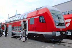 Три иностранные компании хотят строить двухэтажные вагоны для РЖД