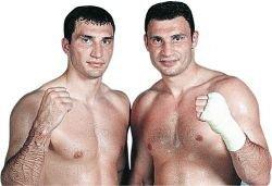 Братья Емельяненко против братьев Кличко
