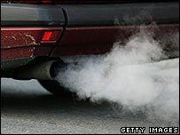 Выхлопные газы на улицах увеличивают смертность