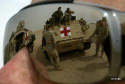 Война в Ираке глазами фоторепортеров (фото)