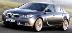 Представлен Opel Insignia 2009