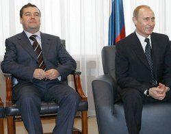 Так кто же главный в тандеме Владимира Путина и Дмитрия Медведева?