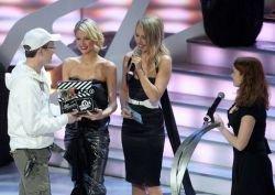 Вручены кинонаграды MTV Россия-2008 (фото)
