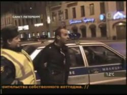 В Санкт-Петербурге поймали очередного любителя бутирата (видео)