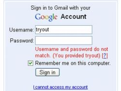 Половина американцев не может запомнить свой пароль