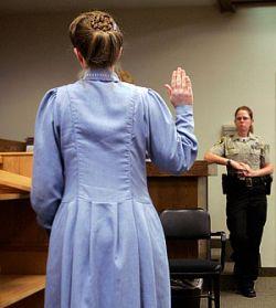 Суд над мормонами не состоялся