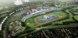 В Дубаи построят самый большой гоночный трэк