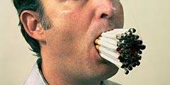 Права курильщиков в Швейцарии отстаивают рестораторы и отельеры