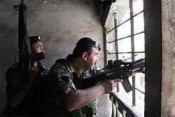 Палестинские боевики атаковали пограничный переход между Израилем и сектором Газа