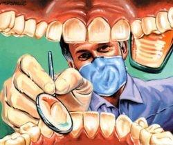 Стоматологические клиники могут быть источником ртутного загрязнения воды