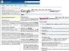 Новость на Newsland: Вертикальный поиск пока не признан пользователями