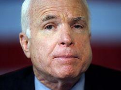 Джона Маккейна раскритиковали за укрытие налоговых деклараций жены