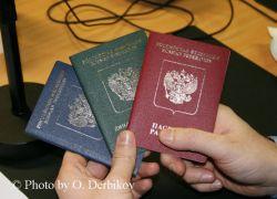 С понедельника россияне, въезжающие в Китай, должны сдавать паспорта