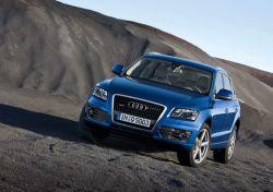 Audi анонсировала новый кроссовер Q5