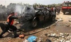 ВВС Израиля уничтожили ракетчиков ХАМАСа