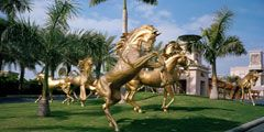 В Дубае появятся новые парки, сады и музеи