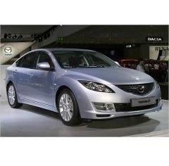 Линейка Mazda 6 пополнится тремя новыми моделями