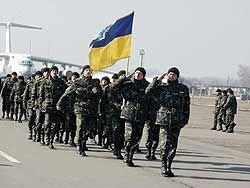 У Украины нет денег на контрактную армию