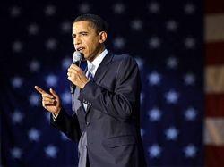 Газета Financial Times поддержала Барака Обаму