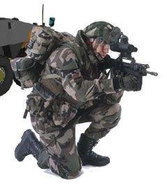 Франция направит в Афганистан ещё 700 военных до конца августа