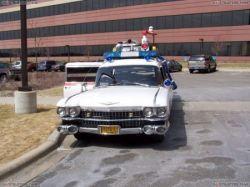 Автомобиль охотников за приведениями выставили на продажу (фото)