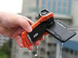 Sanyo Xacti DMX-CA8 – новая улучшенная водонепроницаемая камера (видео)