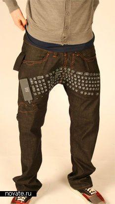 Multi-Chalk - пульт управления на пуговице рубашки