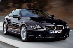 Новая BMW 6-серии должна появиться на свет в 2010 году
